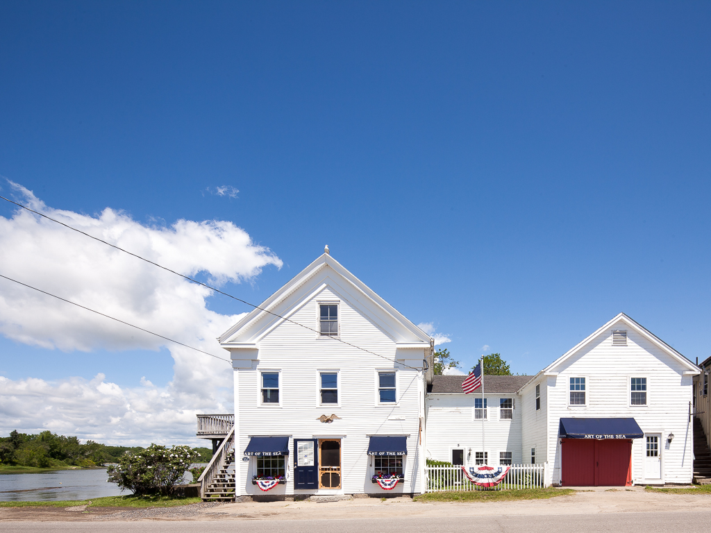 Commercial for Sale at Art of the Sea 5 Spruce Head Road South Thomaston, Maine 04858 United States