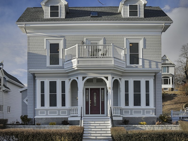 Single Family Home for Sale at 89 Western Avenue Gloucester, Massachusetts 01930 United States