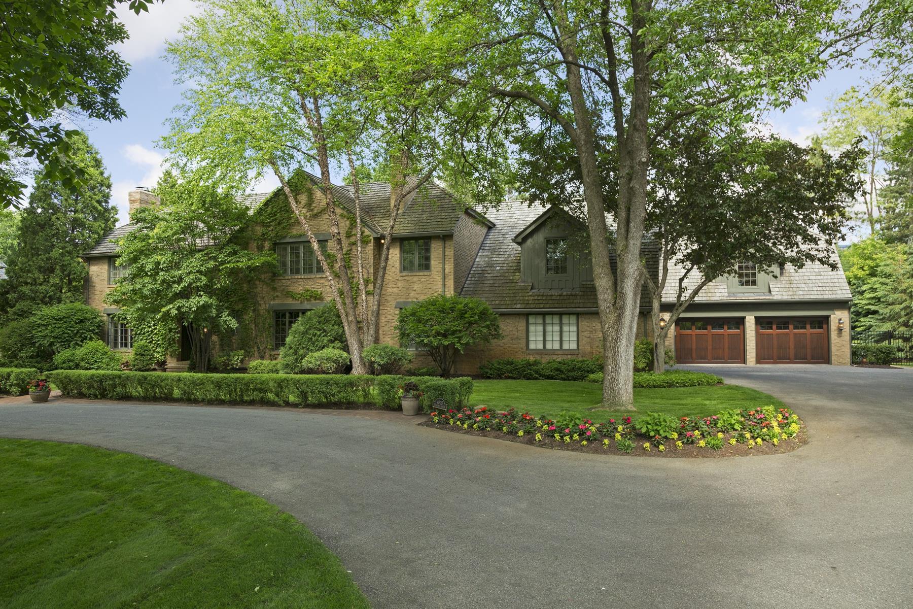 Casa para uma família para Venda às 4905 Rolling Green Parkway Edina, Minnesota, 55436 Estados Unidos