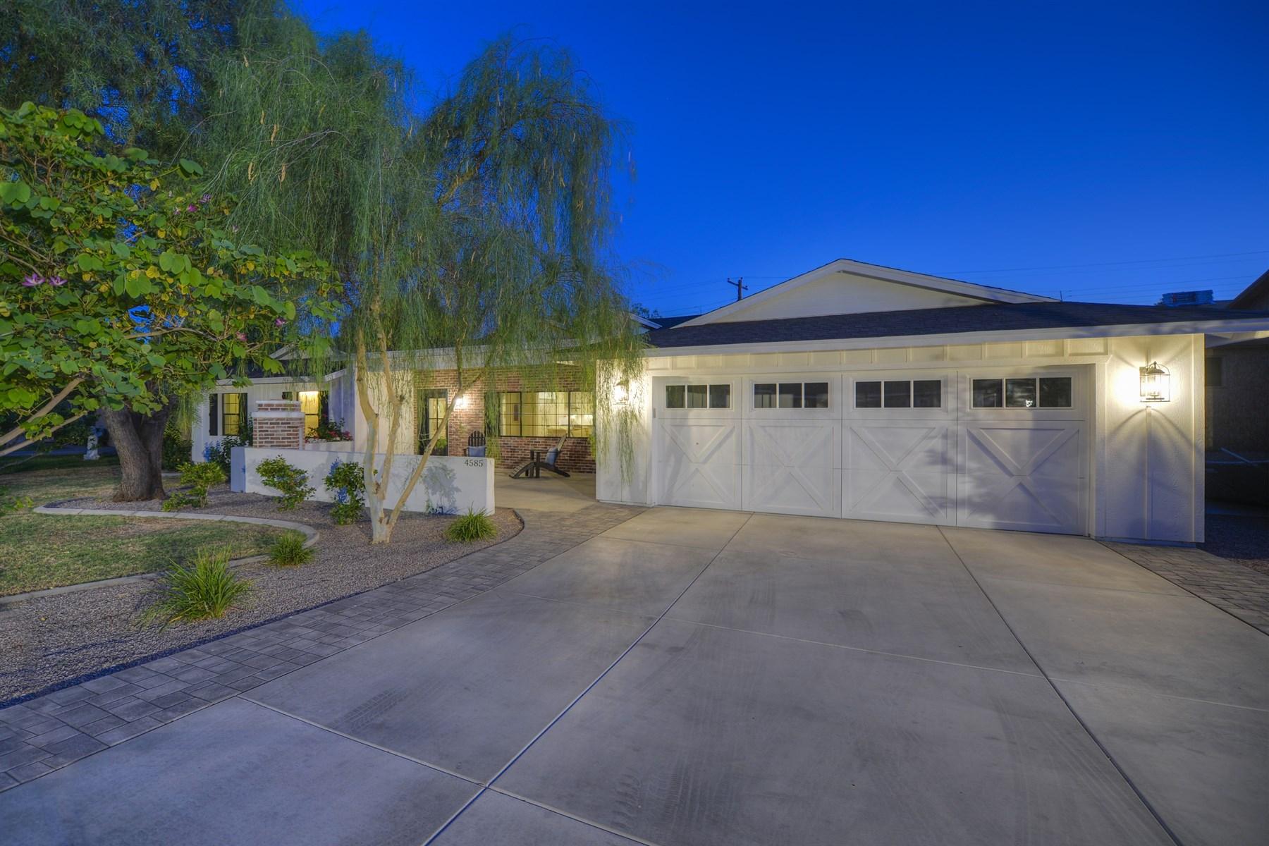 Nhà ở một gia đình vì Bán tại Talented Two Hawks Design 4585 E Calle Tuberia Phoenix, Arizona, 85018 Hoa Kỳ