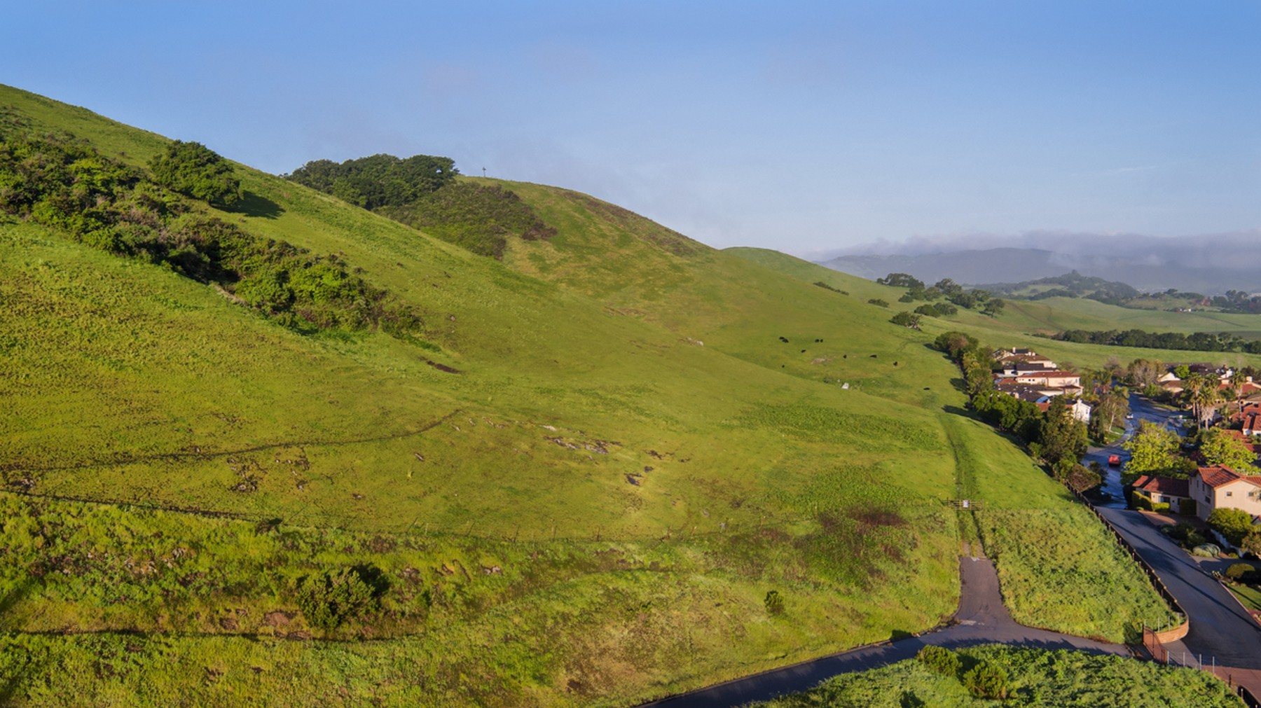 Земля для того Продажа на 11+ Acres overlooking Edna Valley & City of SLO Whiskey Run Lane San Luis Obispo, Калифорния 93401 Соединенные Штаты