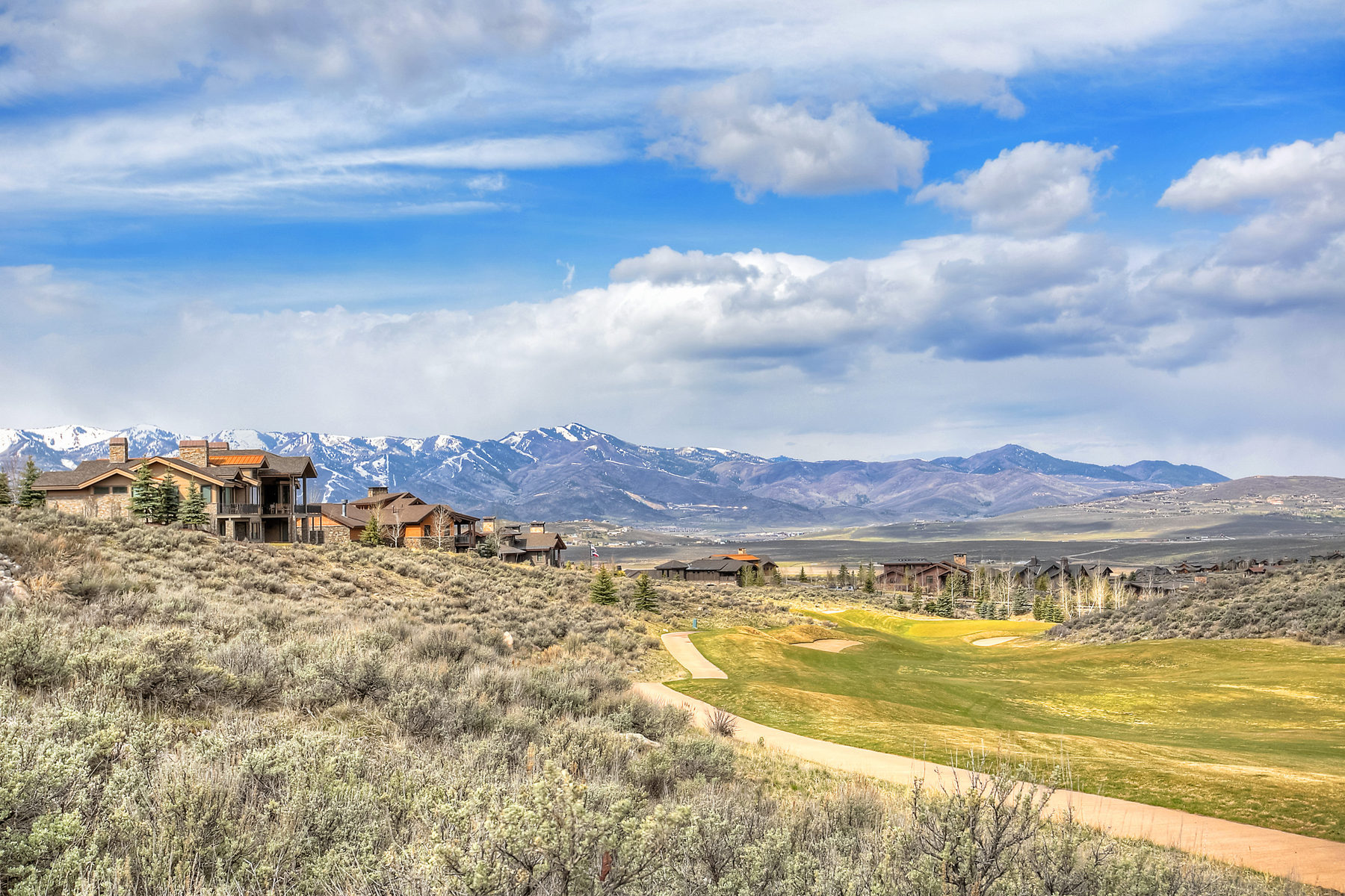 Land for Sale at Terrific Golf Homesite Mountain Views 3217 Westview Trail Lot 24 Park City, Utah 84098 United States