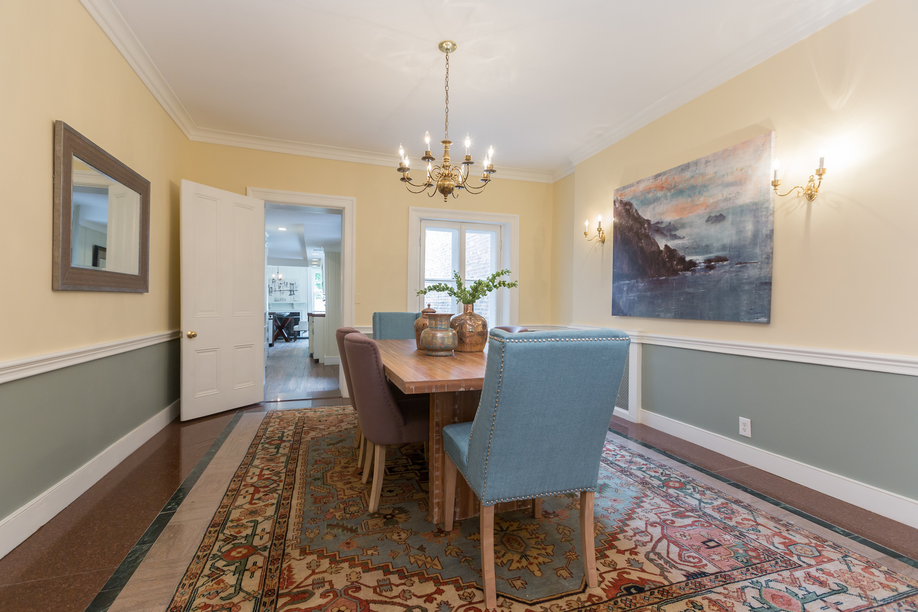 Additional photo for property listing at Old Town 117 Prince St Alexandria, Virginia 22314 États-Unis