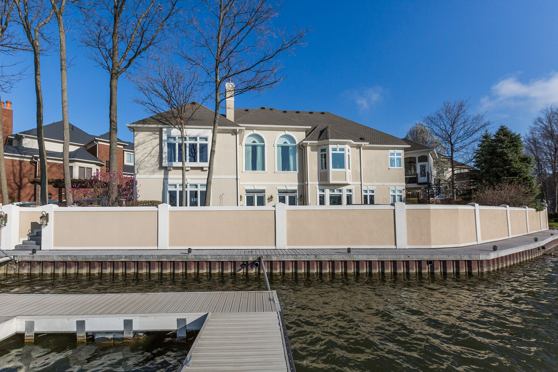 sales property at Epitome of Waterfront Elegance