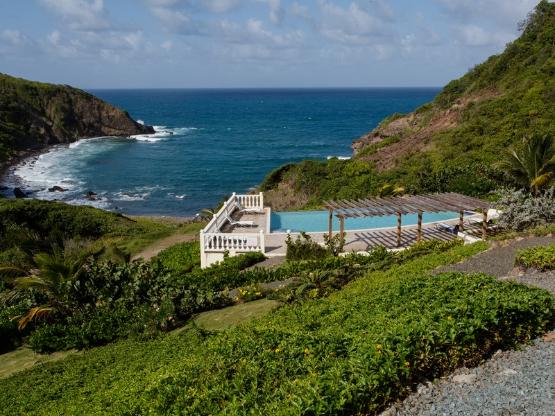 sales property at Saltwhistle 1C at Anse Galet Bay