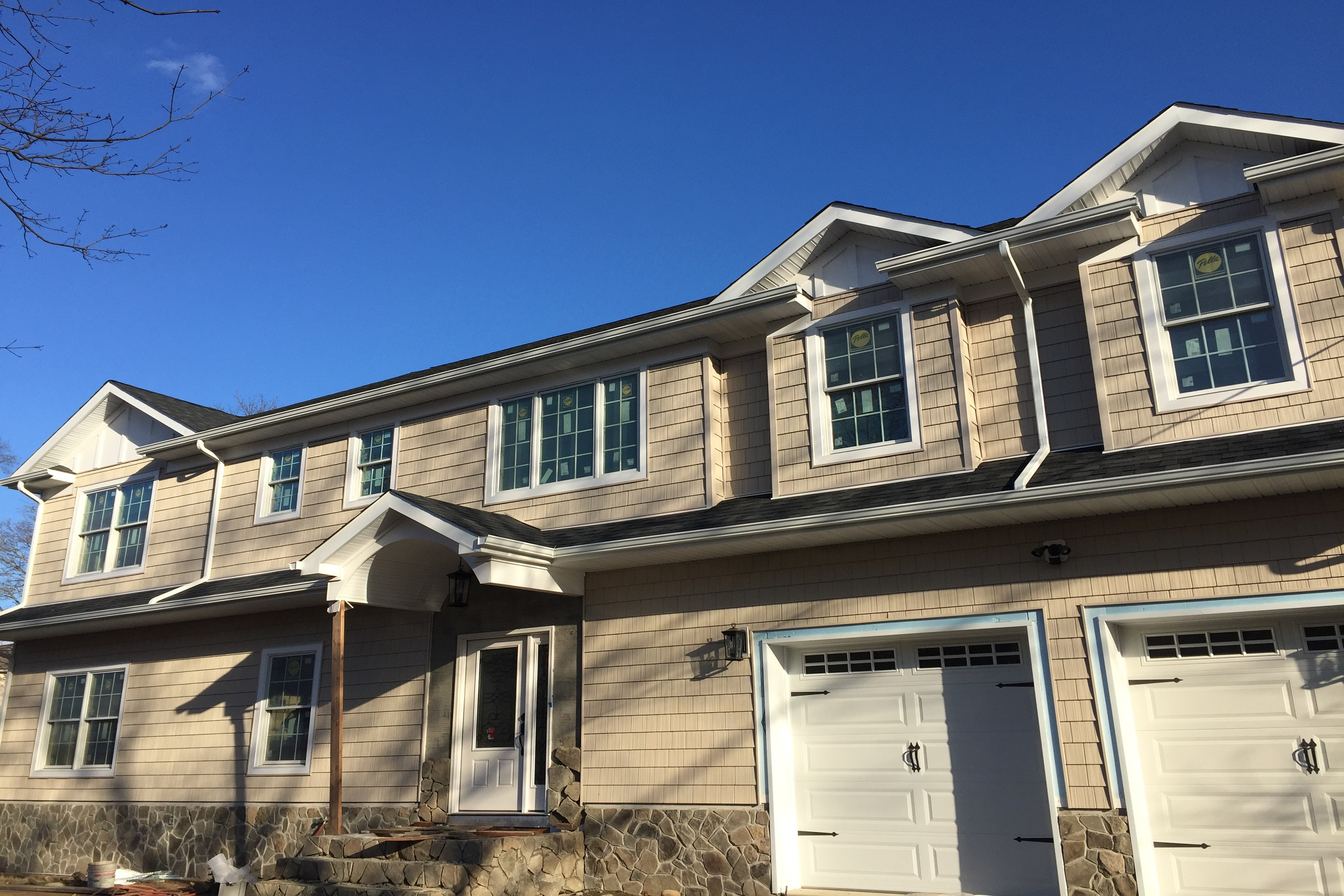 Single Family Home for Sale at New Construction! 700 Terrace Drive Paramus, New Jersey 07652 United States