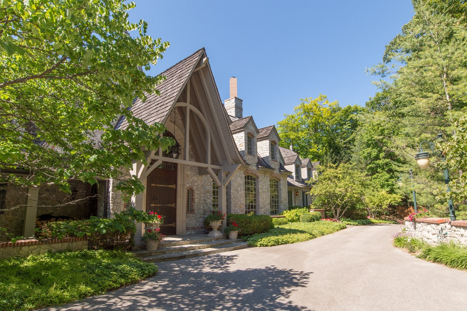 Single Family Home for Sale at Sandpiper Chateau 08625 Mt. McSauba Road Charlevoix, Michigan, 49720 United States