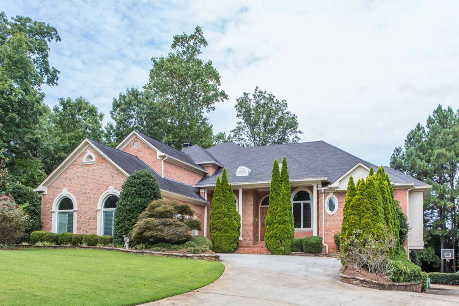 Property For Sale at Charming home in quite cul-de-sac of Eagles Landing Country Club.