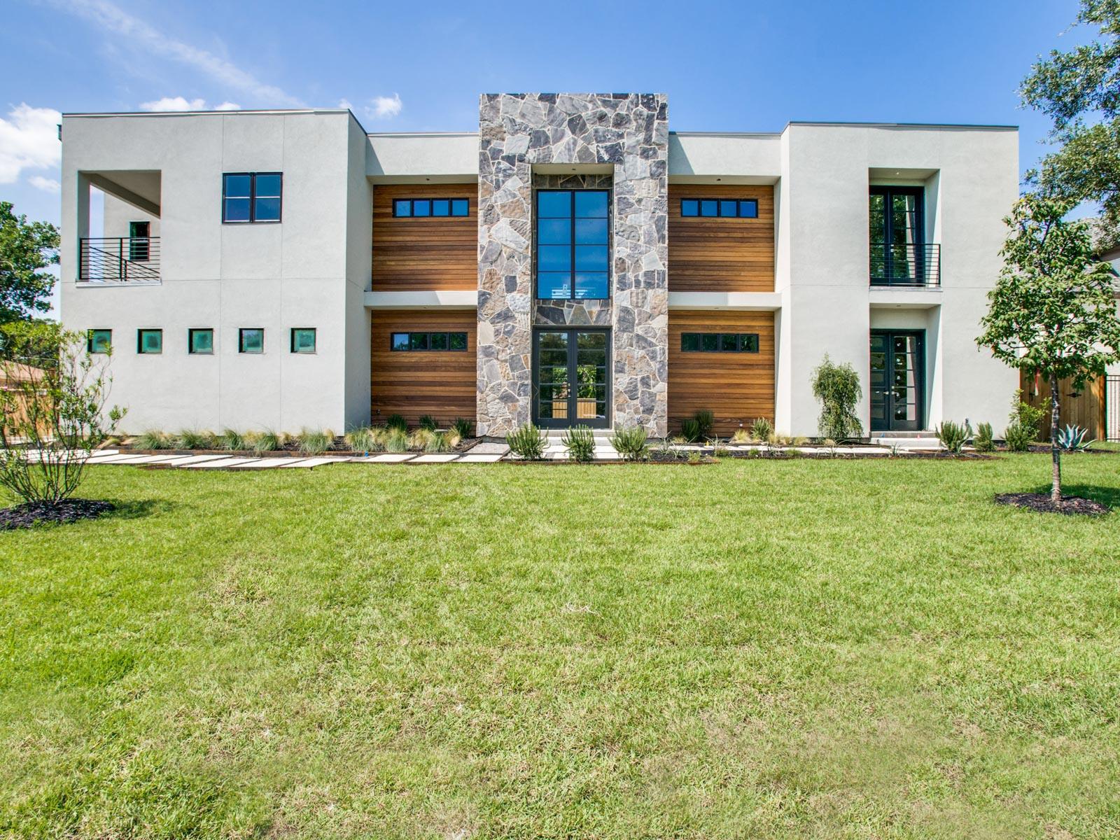 Villa per Vendita alle ore Stunning New Modern Construction 5717 Preston Haven Drive Dallas, Texas 75230 Stati Uniti
