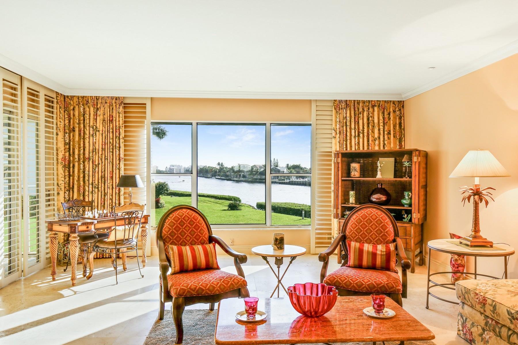 Appartement en copropriété pour l Vente à 2150 S Ocean Blvd , 1-A, Delray Beach, FL 33483 2150 S Ocean Blvd 1-A Delray Beach, Florida, 33483 États-Unis