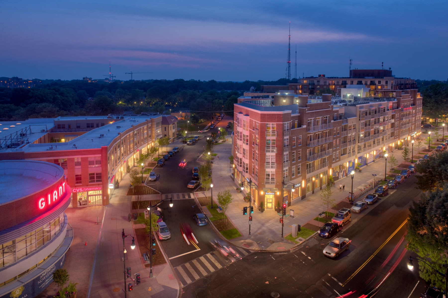 Apartment for Rent at Cathedral Heights 3710 Newark Street Nw 201 Washington, District Of Columbia 20016 United States