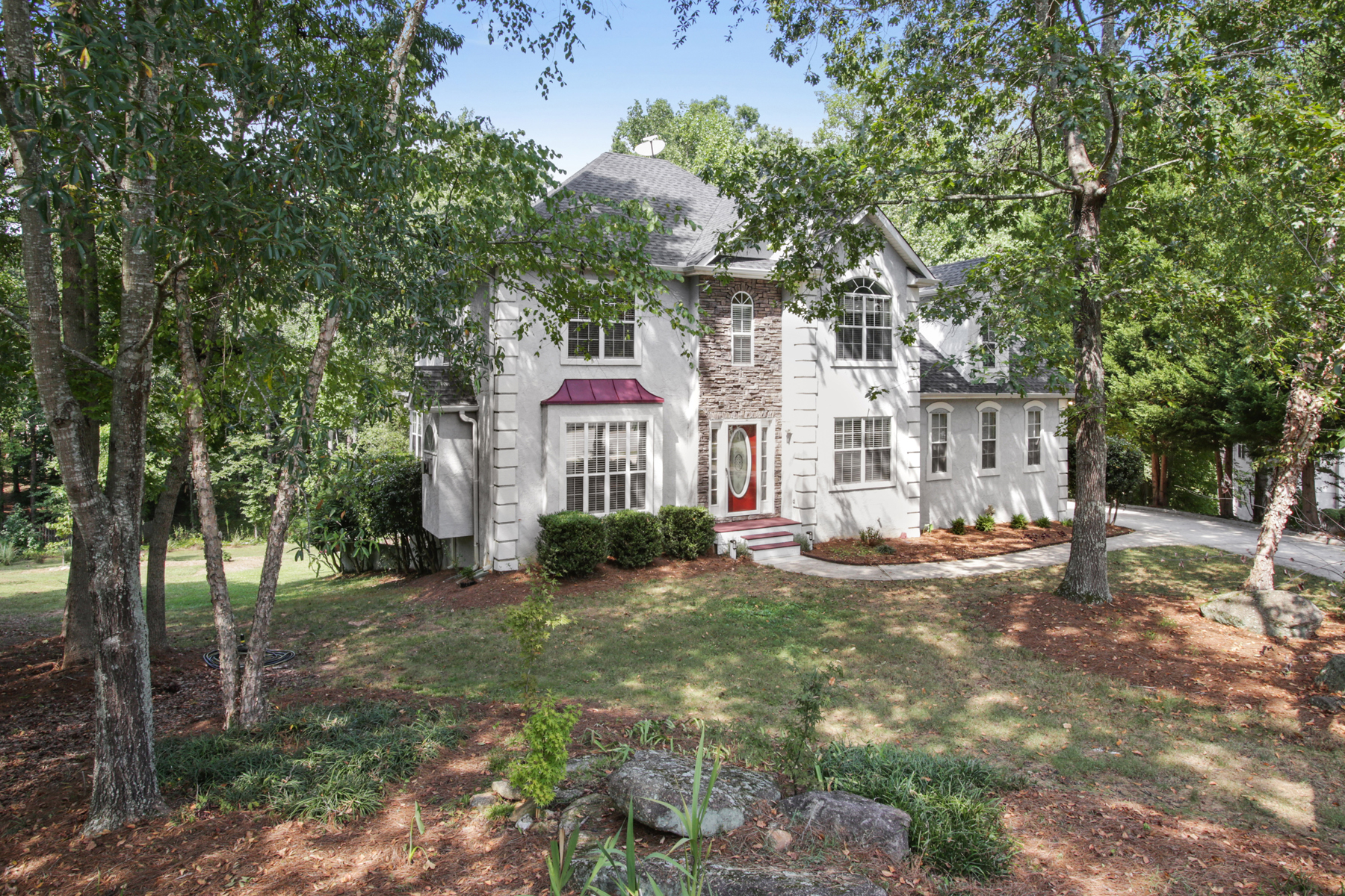 Single Family Home for Active at Great Traditional With Luxurious Remodeled Master Bath 26 Danbury Hill Sharpsburg, Georgia 30277 United States
