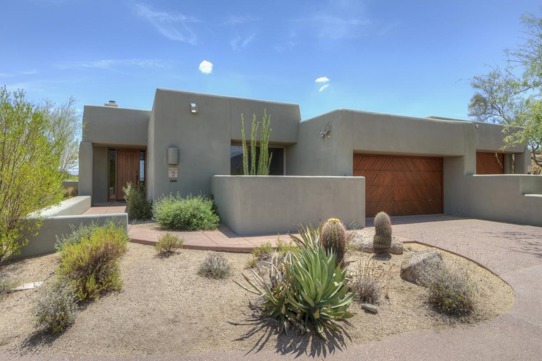 rentals property at Highly desirable home in a gated community in North Scottsdale