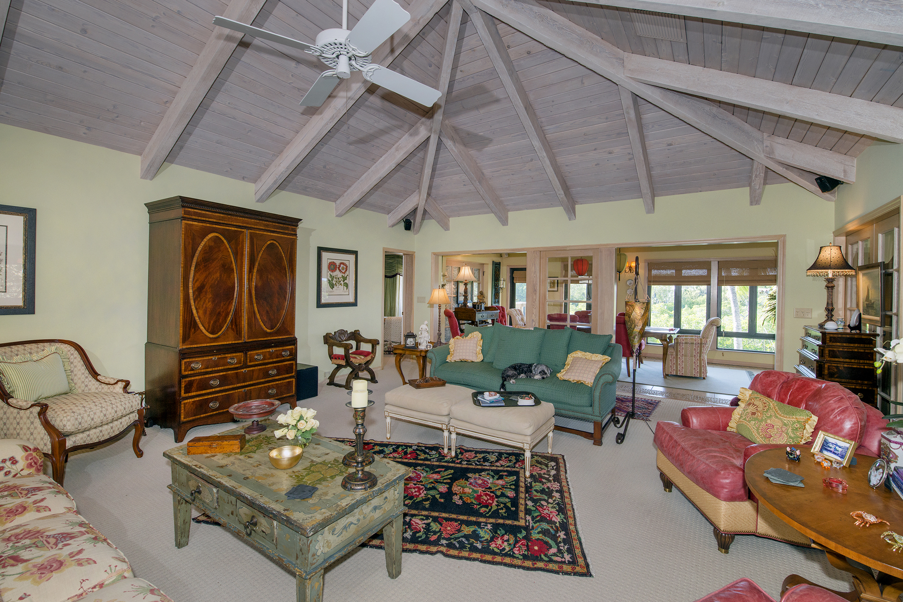 Single Family Home for Sale at Waterfront Family Home at Ocean Reef 48 Sunrise Cay Drive Ocean Reef Community, Key Largo, Florida, 33037 United States