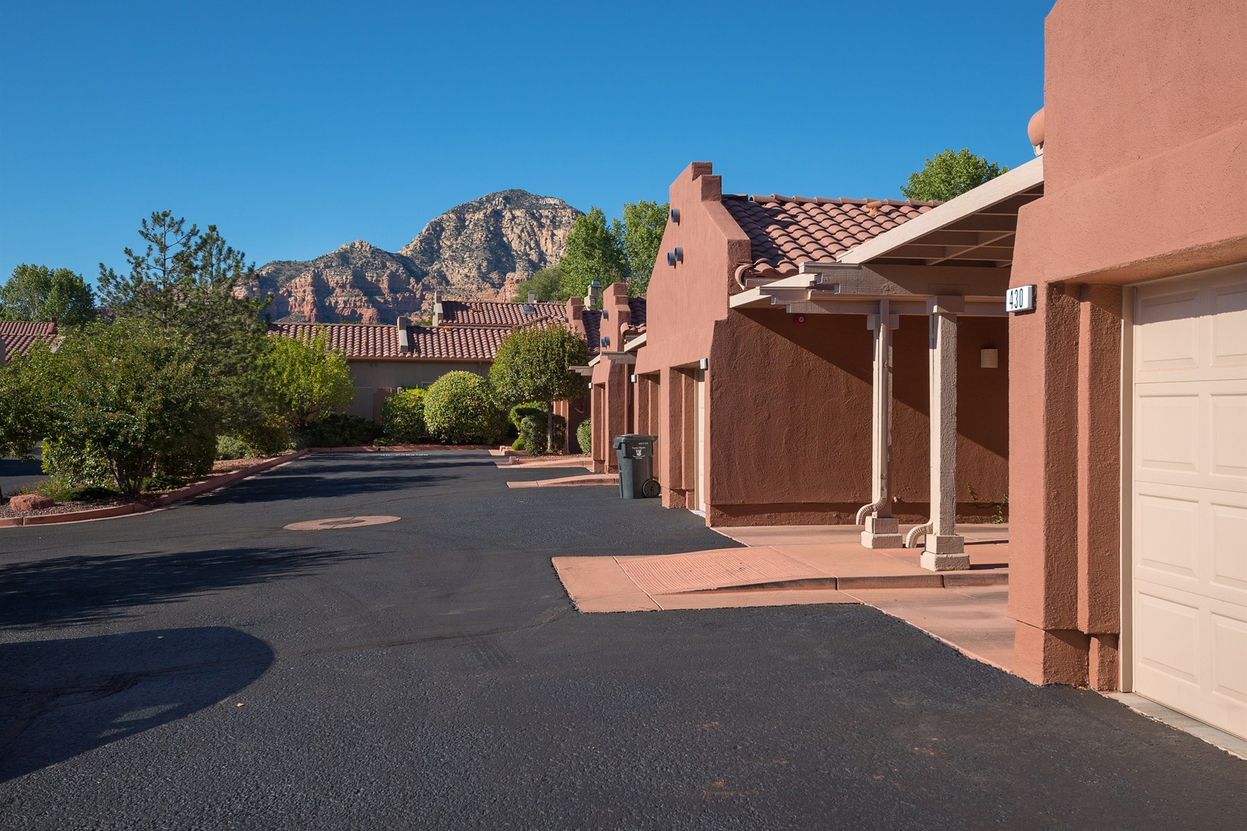 Property For Sale at Lovely southwest contemporary condo in Sedona