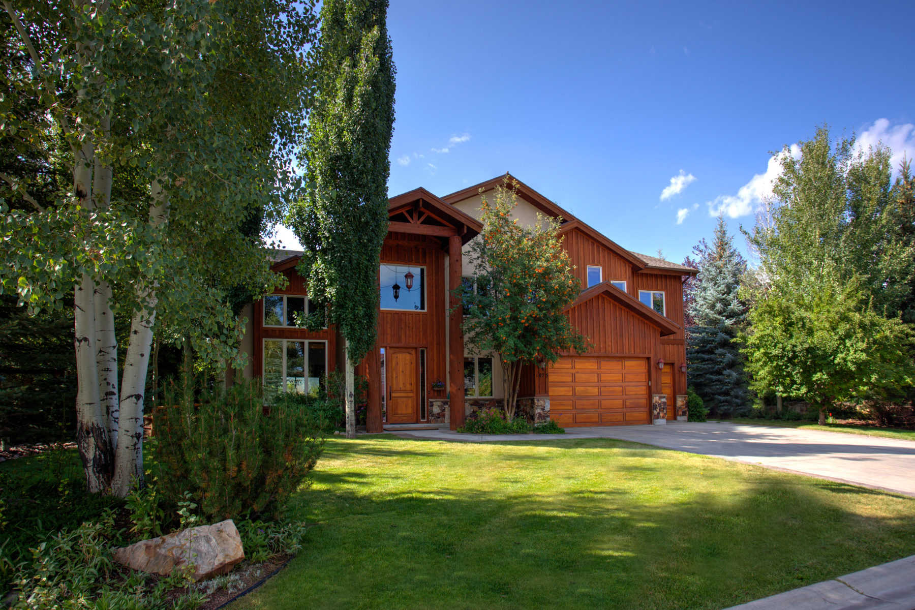 Maison unifamiliale pour l Vente à Coveted Ranch Place Setting With Views 1075 Abilene Way Park City, Utah 84098 États-Unis