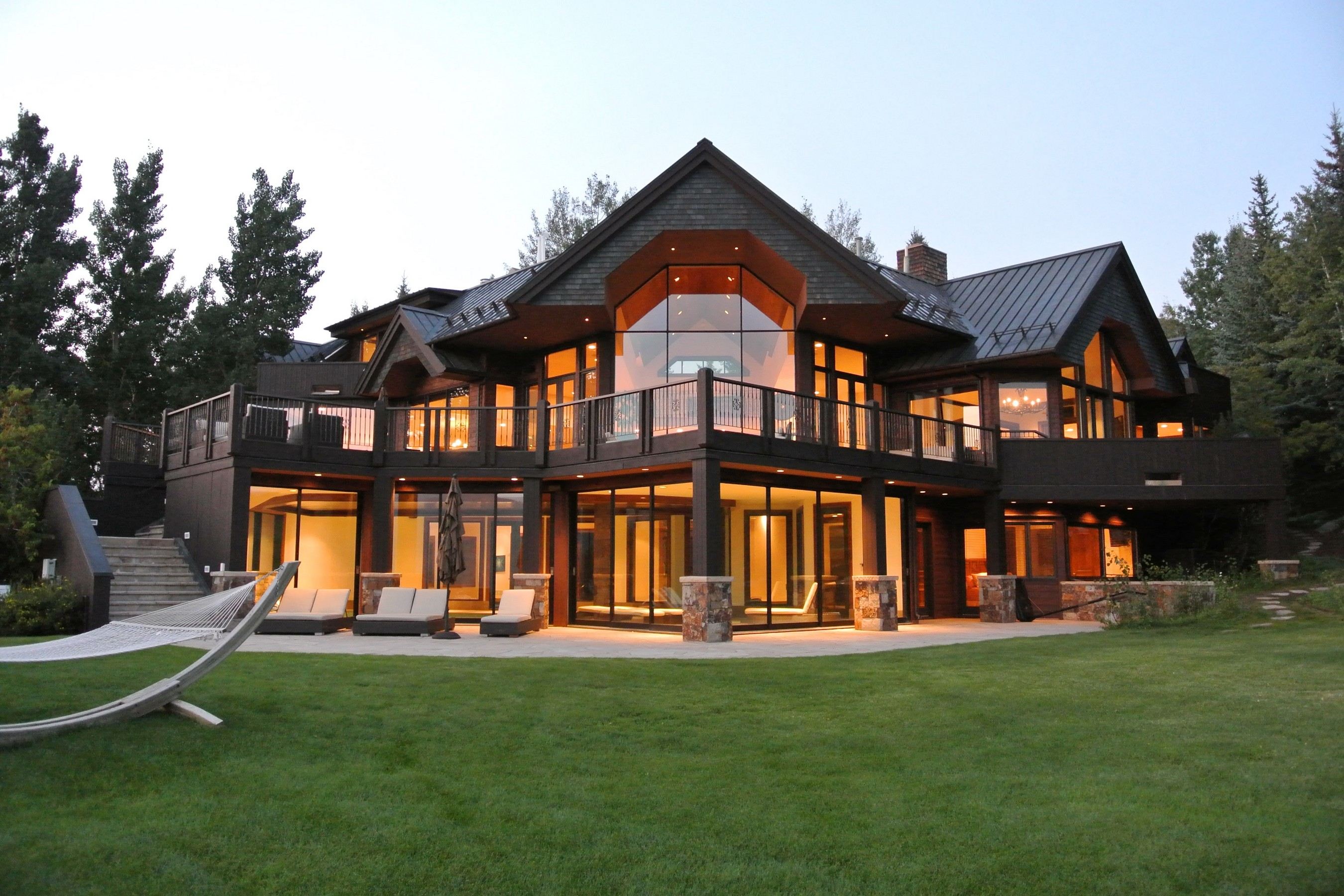 Casa Unifamiliar por un Venta en Front Row in Starwood 876 South Starwood Drive Aspen, Colorado, 81611 Estados Unidos