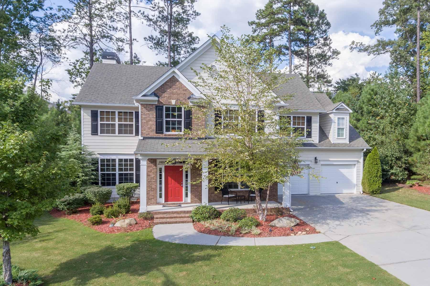 Casa para uma família para Venda às Offering The Best Of Suburban Living! 991 Flagstone Way Acworth, Geórgia, 30101 Estados Unidos