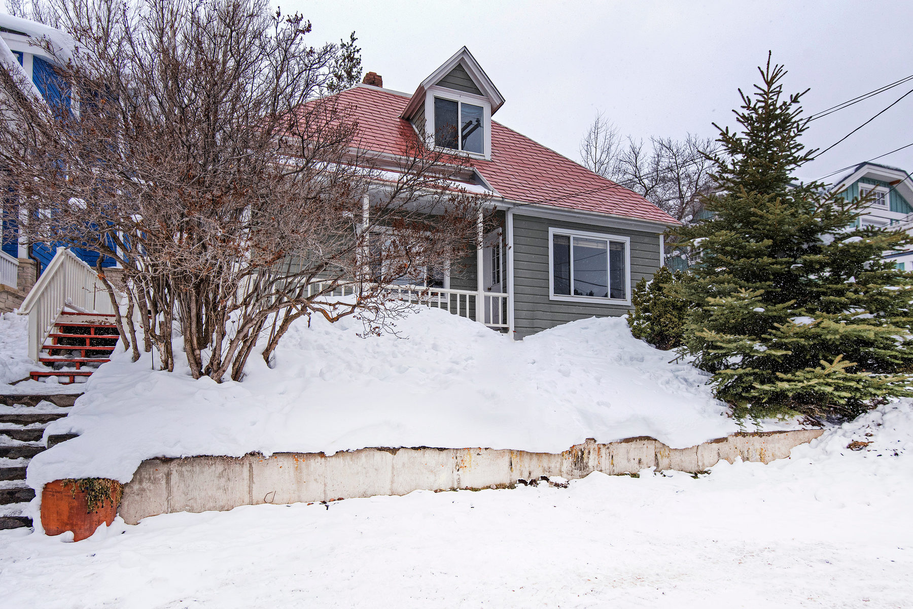 Single Family Home for Sale at Fantastic Old Town Opportunity! 1063 Empire Ave Park City, Utah 84060 United States