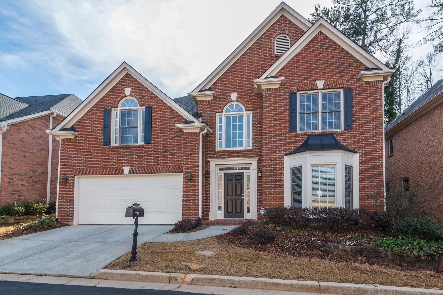 一戸建て のために 売買 アット Immaculate Updated Home In Small Cul-de-sac Neighborhood 2457 Mill Ridge Trail Atlanta, ジョージア 30345 アメリカ合衆国