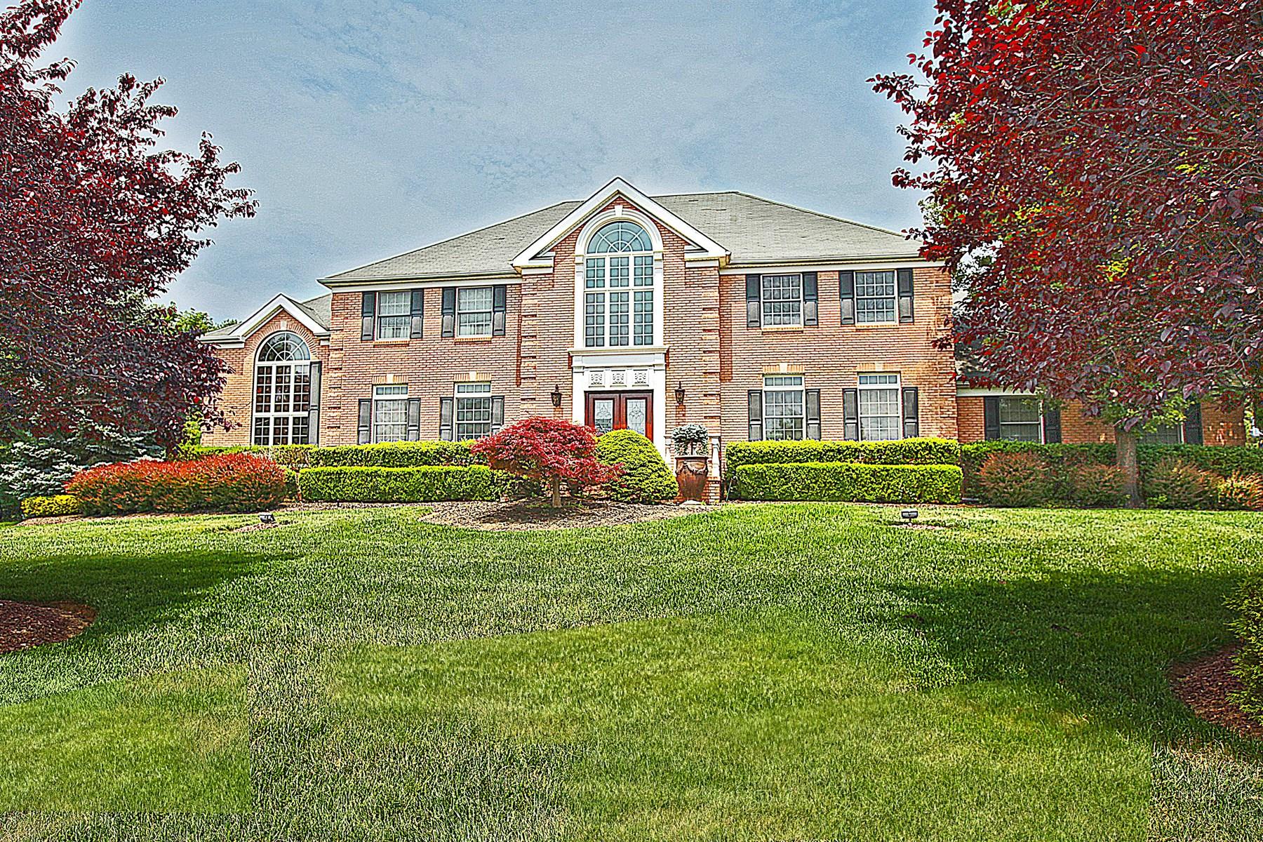 Частный односемейный дом для того Продажа на 3 White Cedar Lane Holmdel, Нью-Джерси 07733 Соединенные Штаты