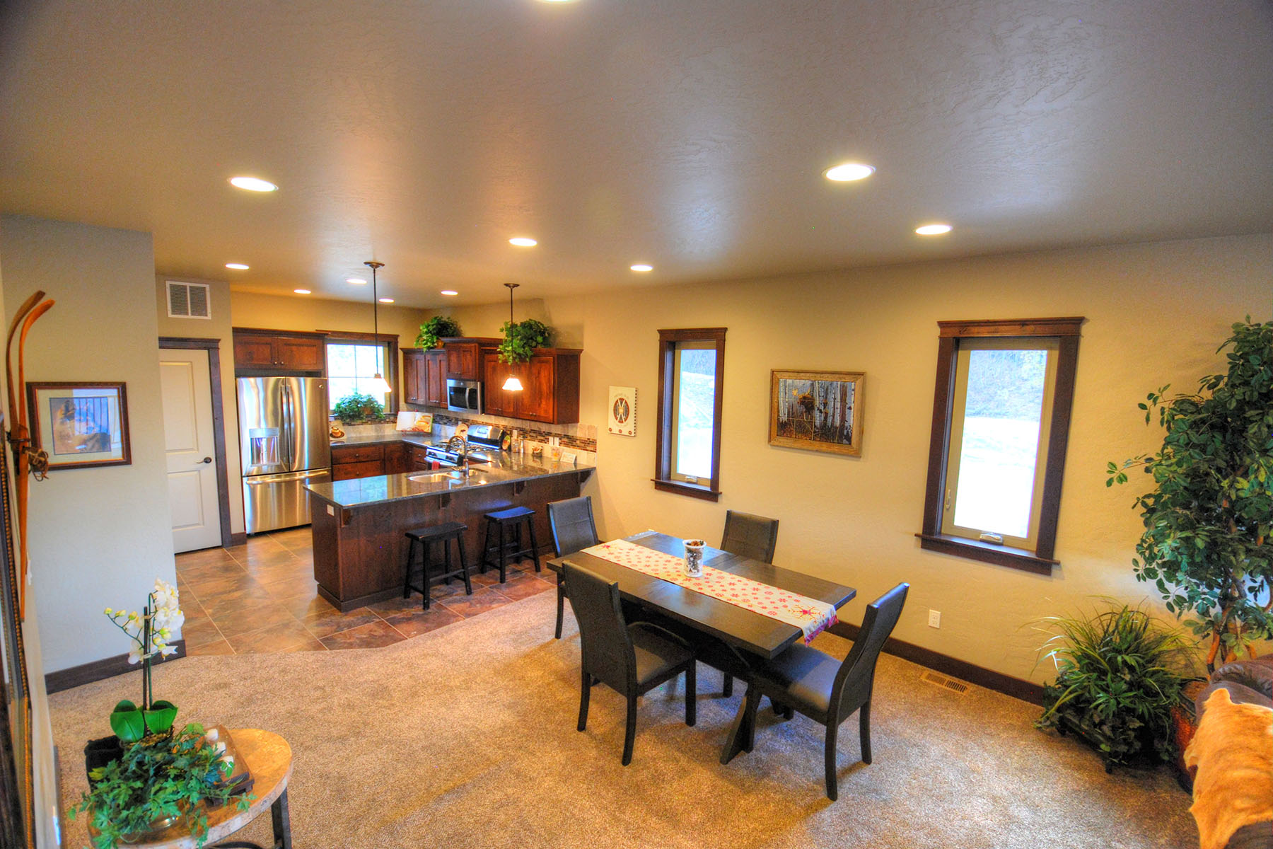 Townhouse for Sale at Great new construction in some of the best ski-in, ski-out residences 130 Chutes Lane Sandpoint, Idaho 83864 United States