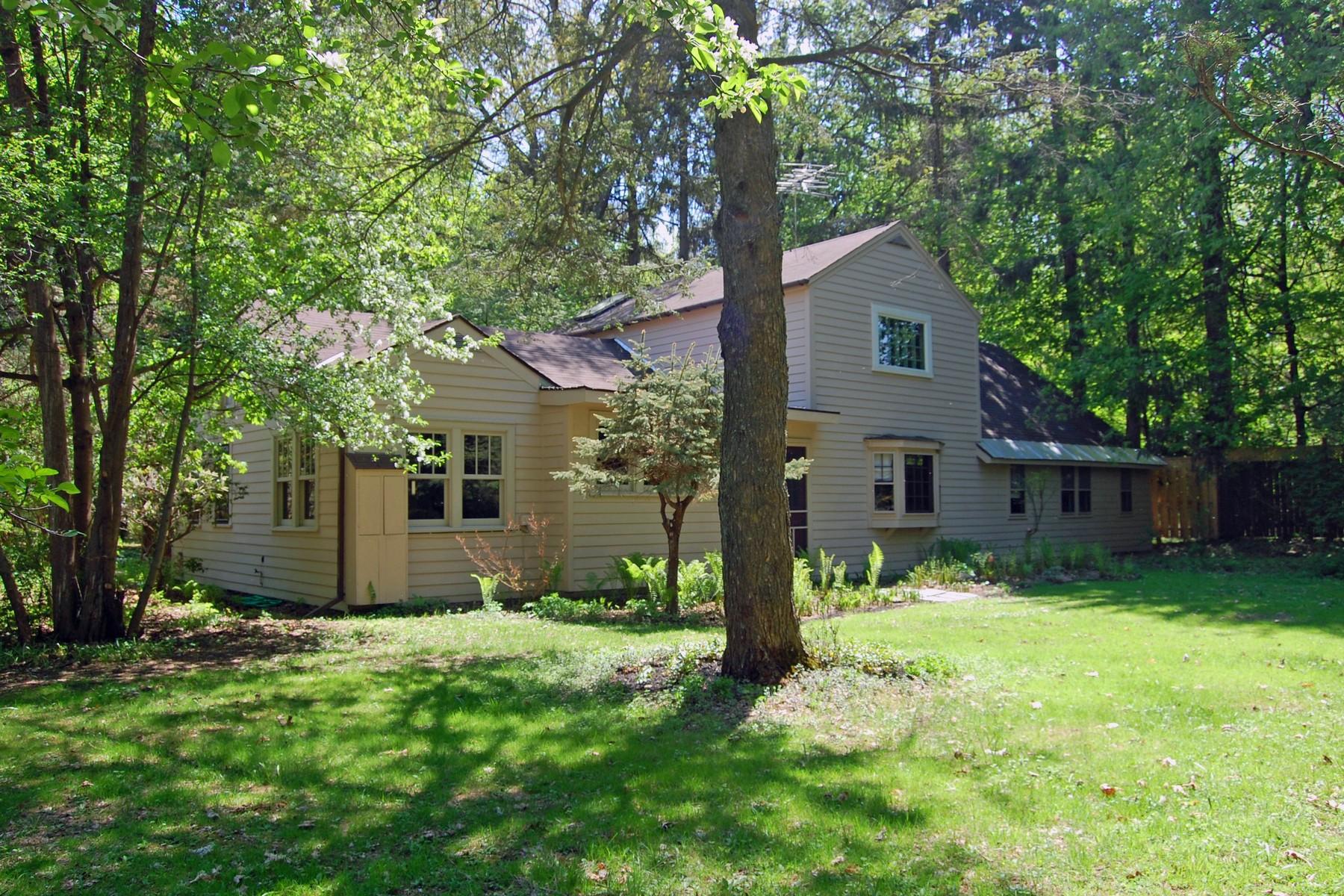 獨棟家庭住宅 為 出售 在 Private House in the Village 53 Broad Street Kinderhook, 紐約州 12106 美國
