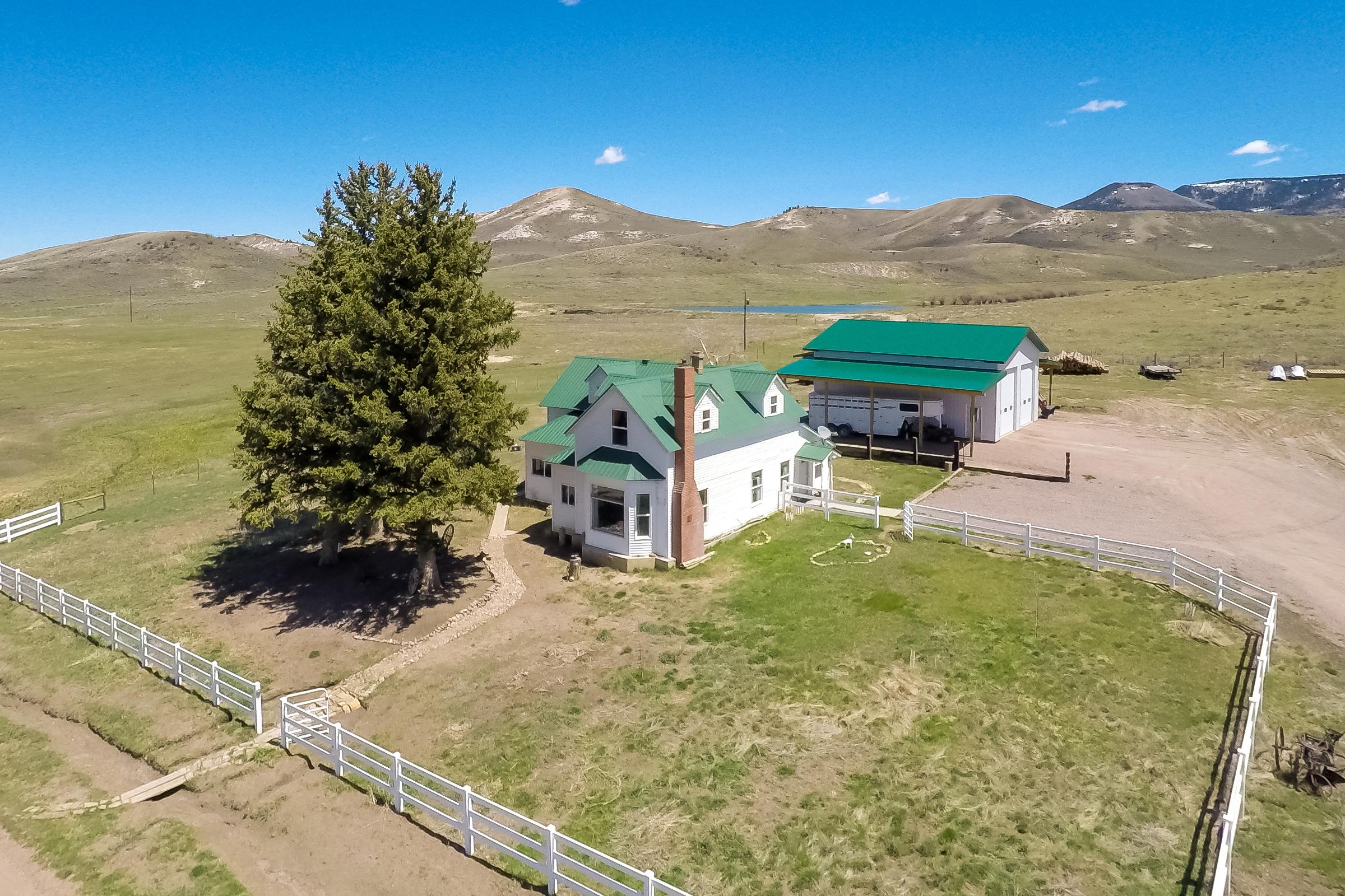 農場 / 牧場 / 種植場 為 出售 在 White Hawk Ranch 13400 HWY 131 Toponas, 科羅拉多州, 80483 美國