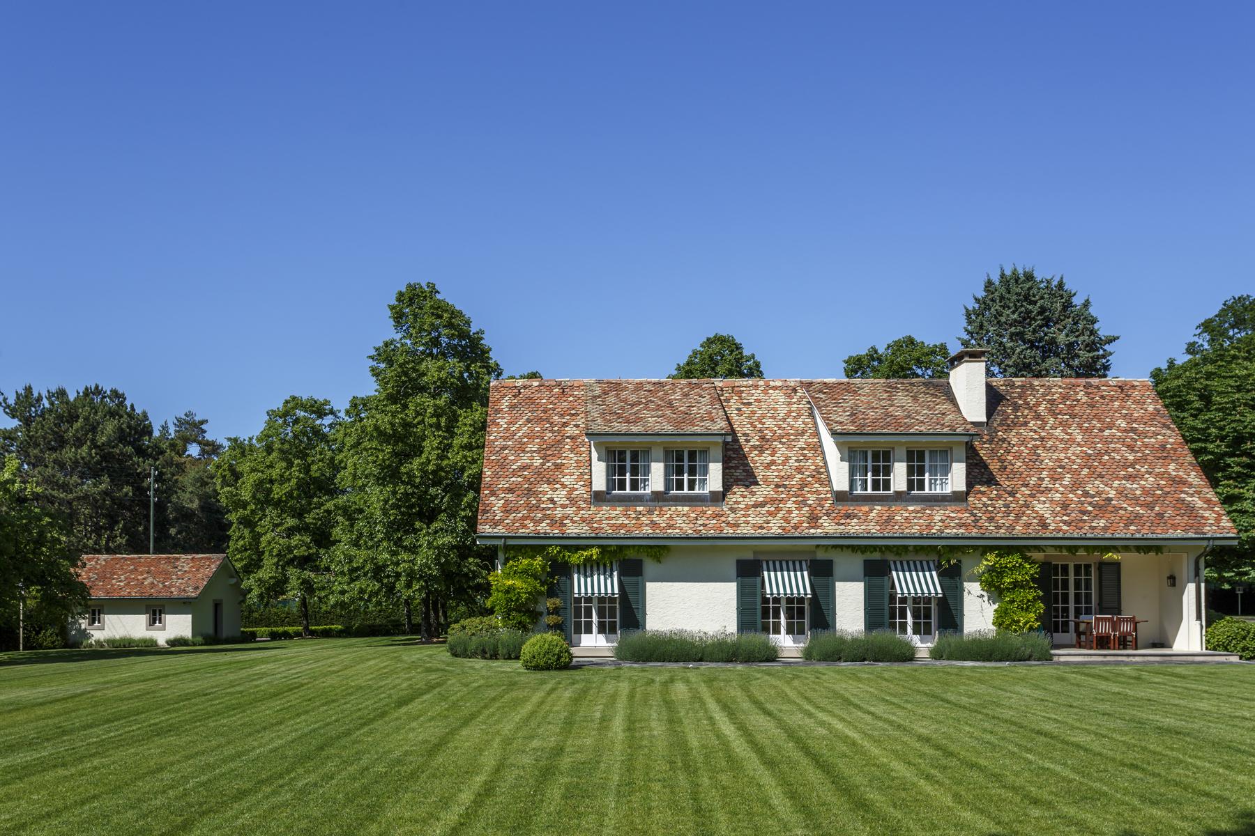 Einfamilienhaus für Verkauf beim Splendid villa out of sight Collonge-Bellerive, Genf 1245 Schweiz