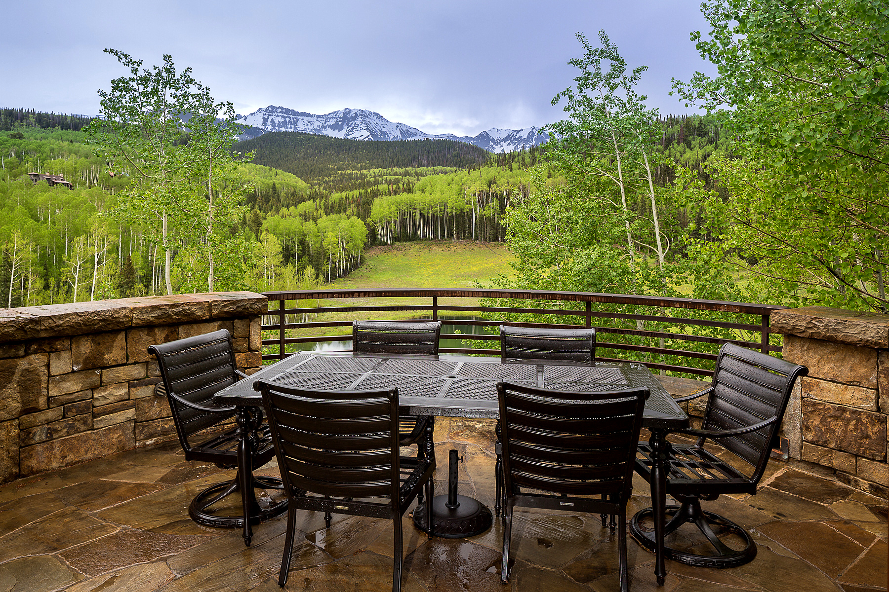 Single Family Home for Sale at Turkey Creek Ranch 8210 Highway 145 Telluride, Colorado 81435 United States