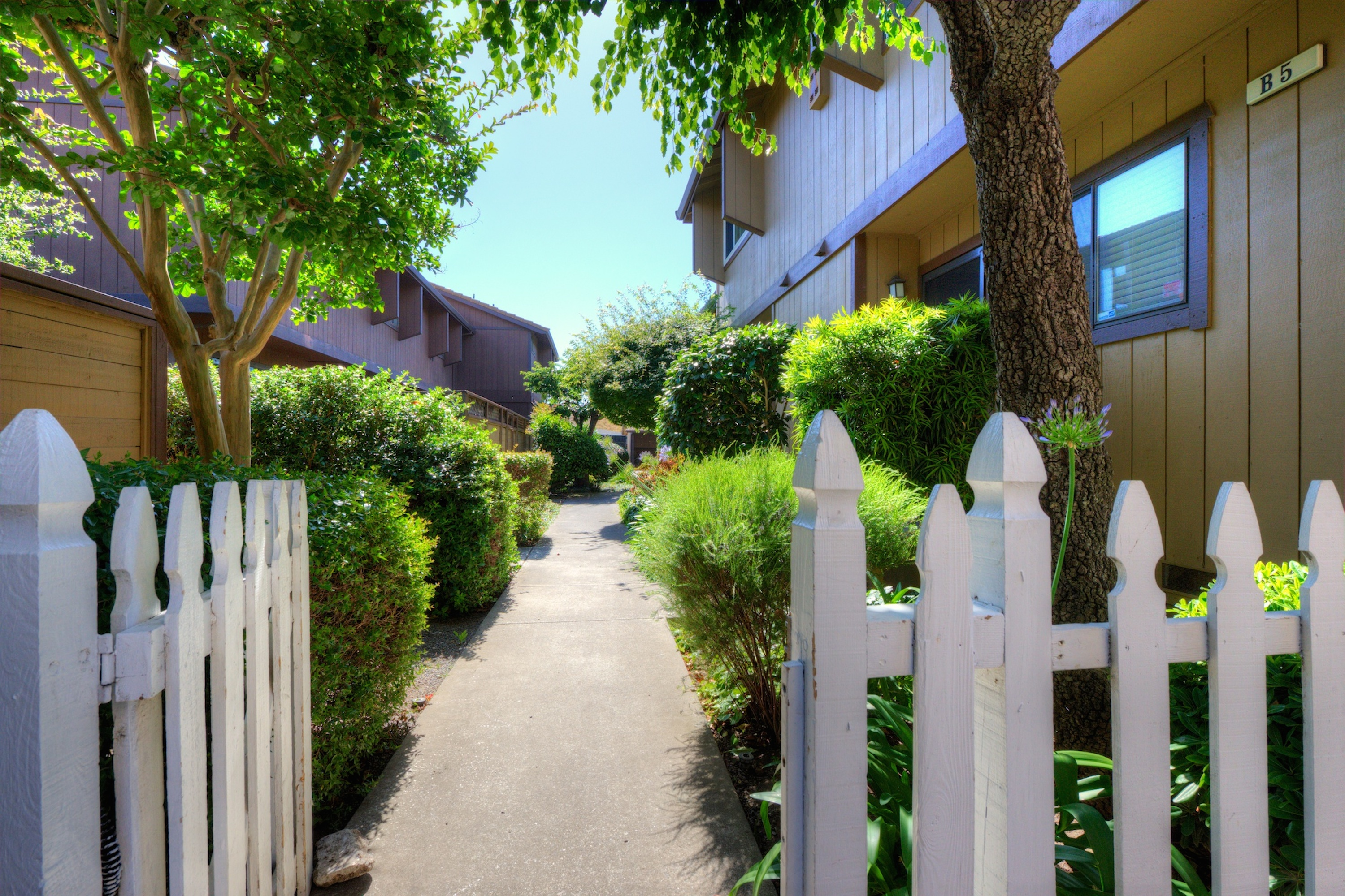 Townhouse for Sale at Updated Townhouse 735 Olive Ave #B4 Novato, California 94945 United States