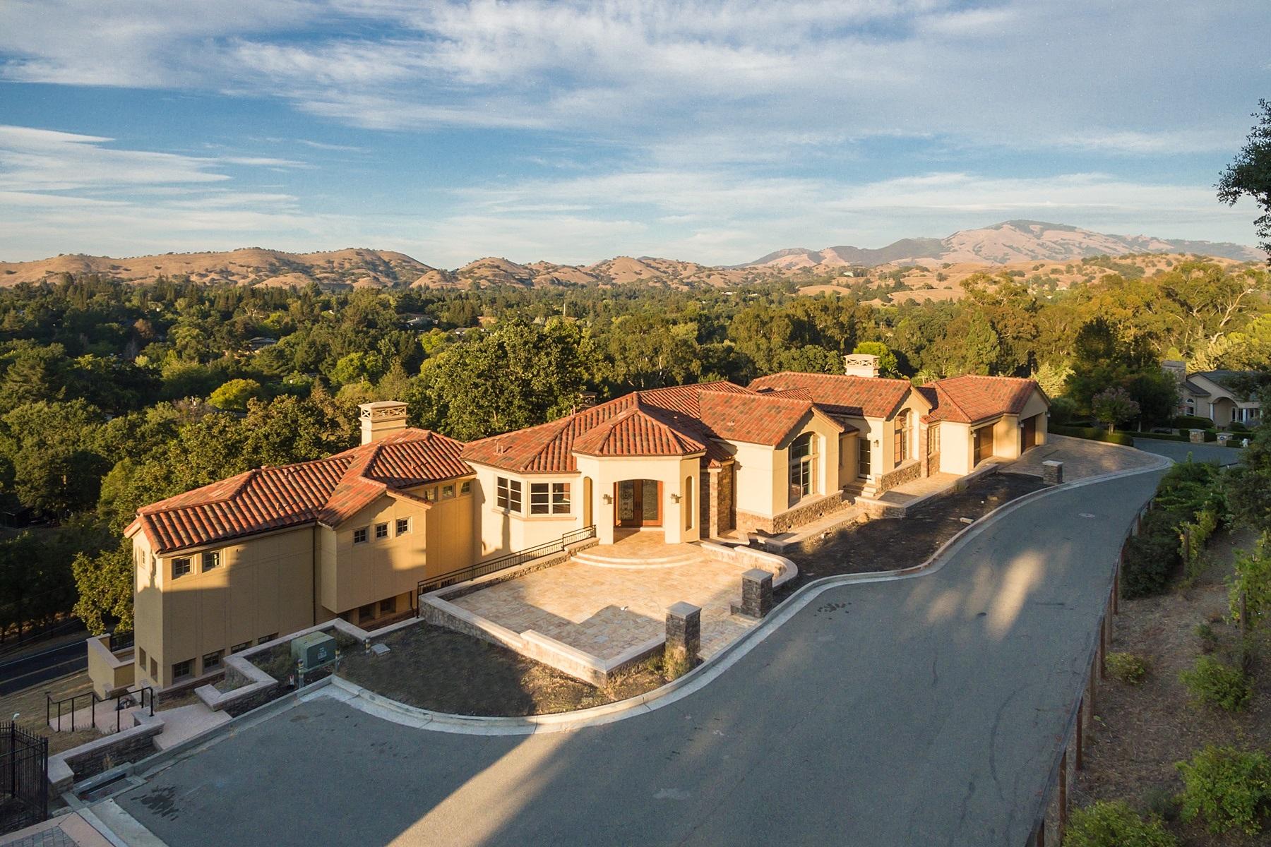 sales property at Exquisite Mediterranean Villa