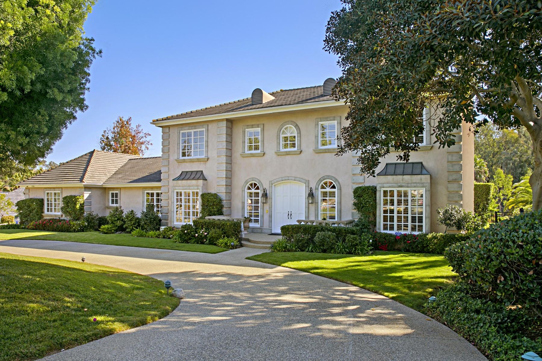 Villa per Vendita alle ore 17323 Circa Del Sur Rancho Santa Fe, California, 92067 Stati Uniti
