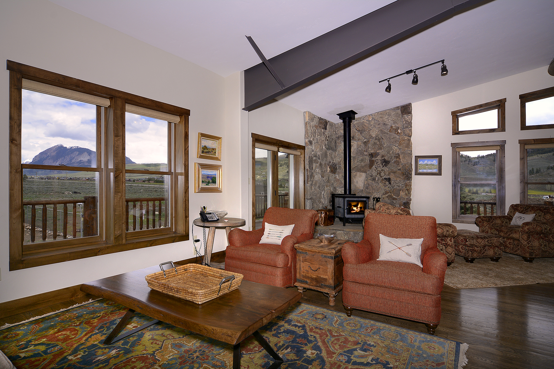 Single Family Home for Sale at Exquisite Horse Ranch 20143 Highway 135 Crested Butte, Colorado 81224 United States