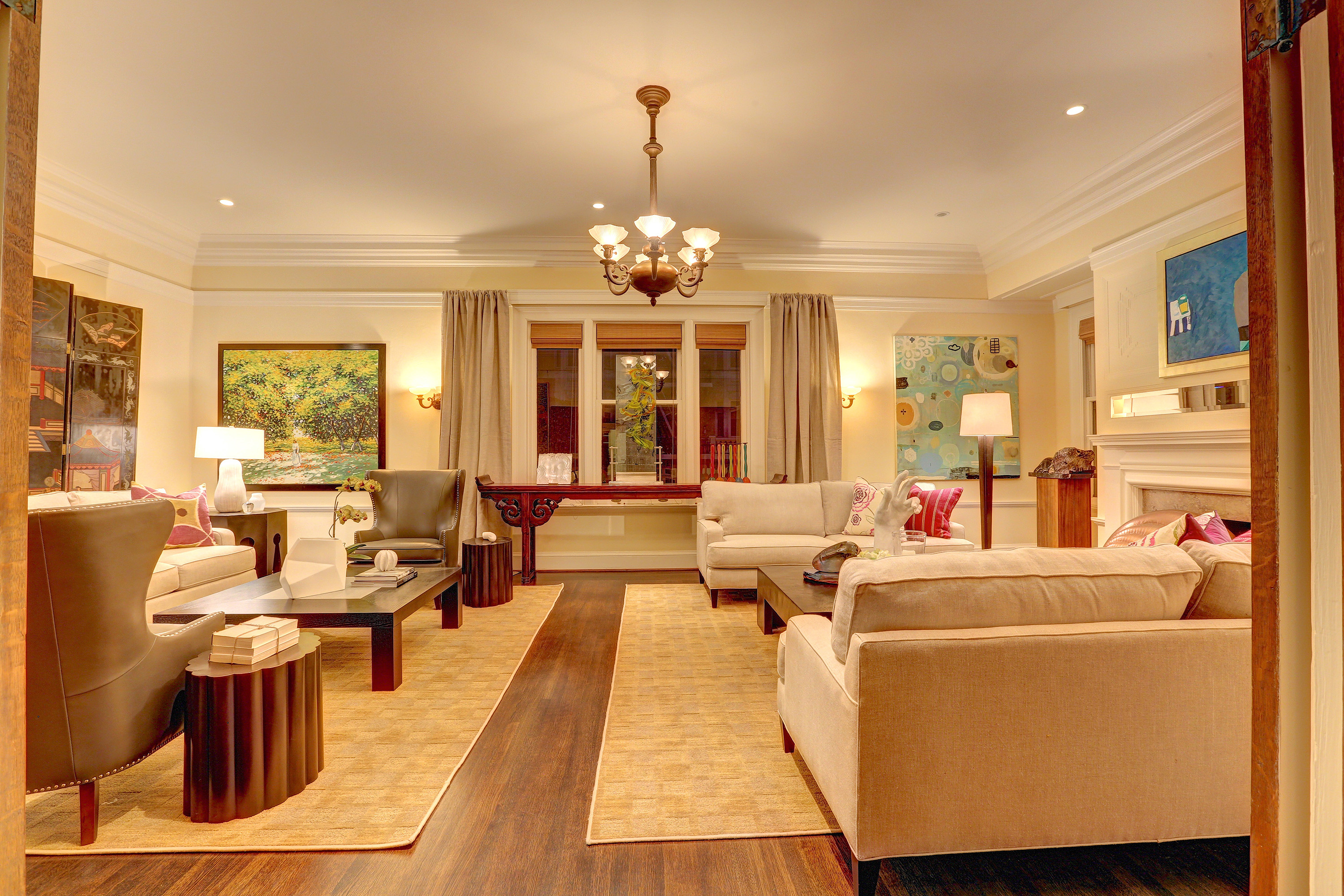 Property Of Pacific Heights Landmark Mansion