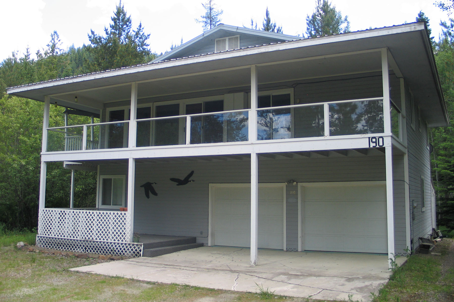 Single Family Home for Sale at Spacious Secondary Waterfront Home 190 Sunny Shores Sagle, Idaho 83860 United States