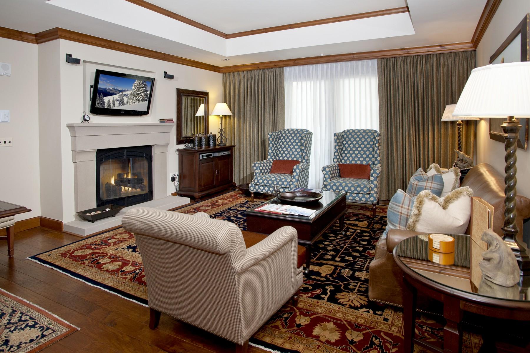 Кондоминиум для того Продажа на Ritz Carlton Residences 728 W Lionshead Circle #224-18 Vail, Колорадо, 81657 Соединенные Штаты