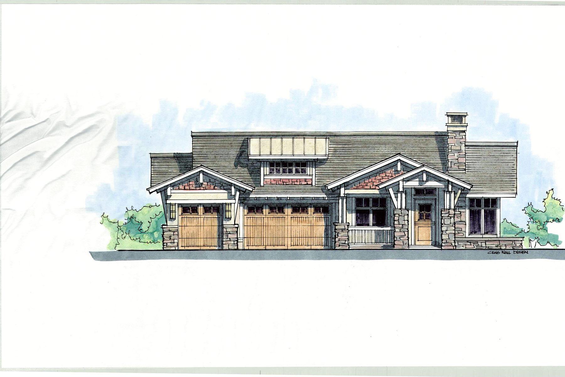 Nhà ở một gia đình vì Bán tại Craftsman Rambler 2707 E Partridge Cove Lot #101 Sandy, Utah 84093 Hoa Kỳ