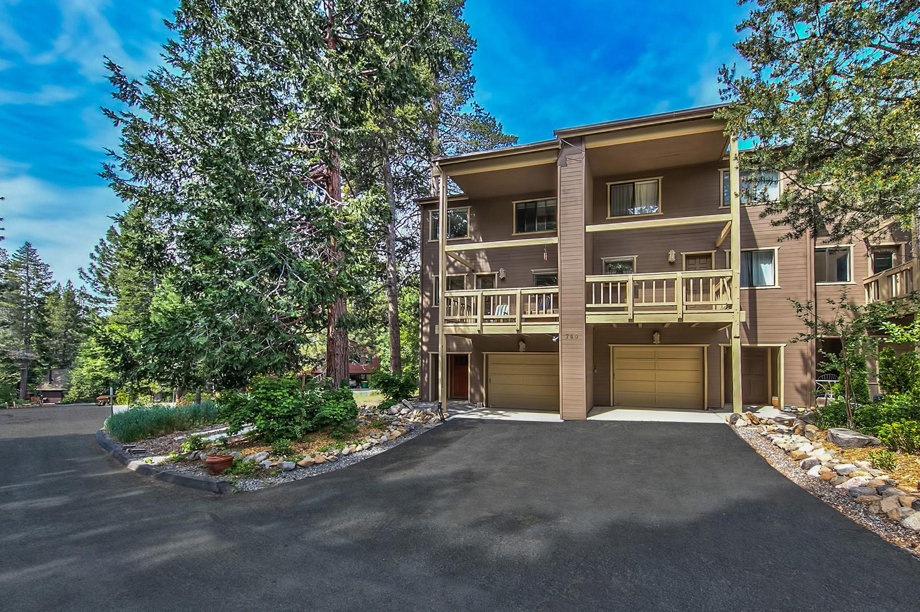 Condominium for Sale at 740 Crosby Court #1 Incline Village, Nevada 89451 United States
