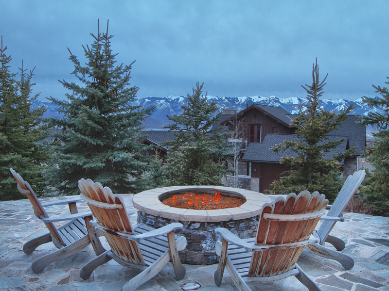 Property Of Magnificent Promontory Ranch Club Cabin with Deer Valley and Park City Views
