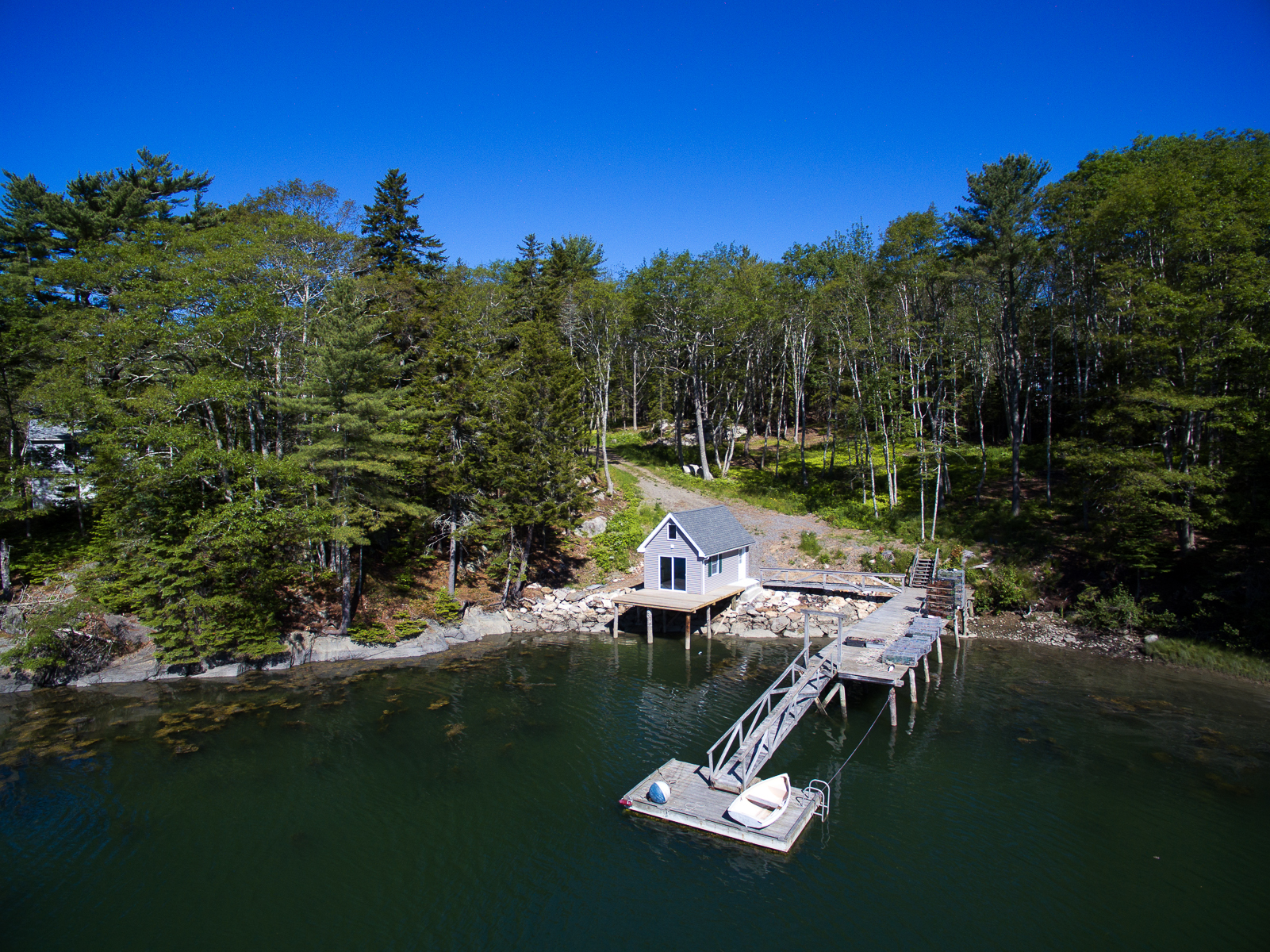 Land for Sale at Ocean Point Road 640 Ocean Point Road Boothbay, Maine 04544 United States