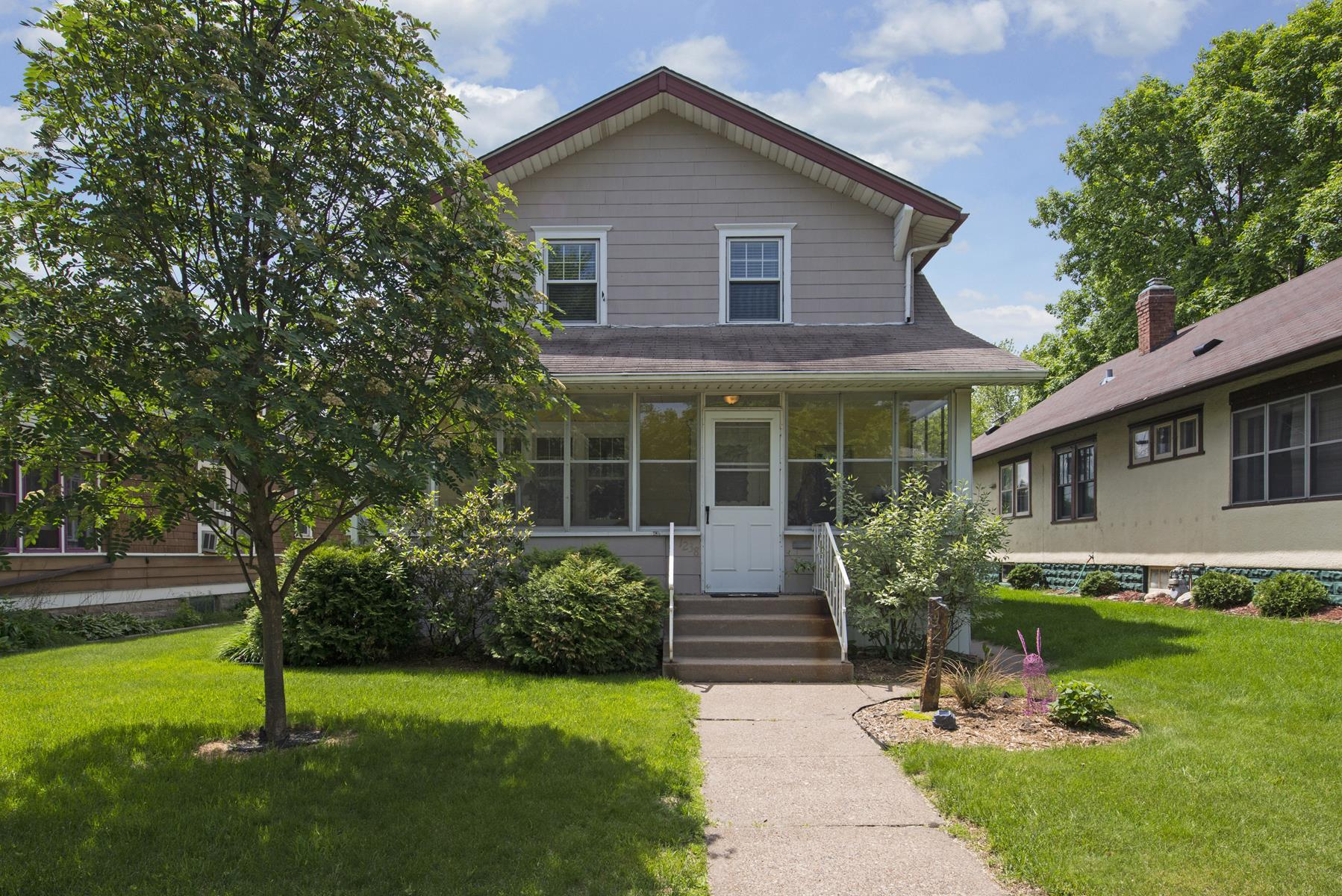 Single Family Home for Sale at 1238 Seminary Avenue Hamline Midway, St. Paul, Minnesota 55104 United States
