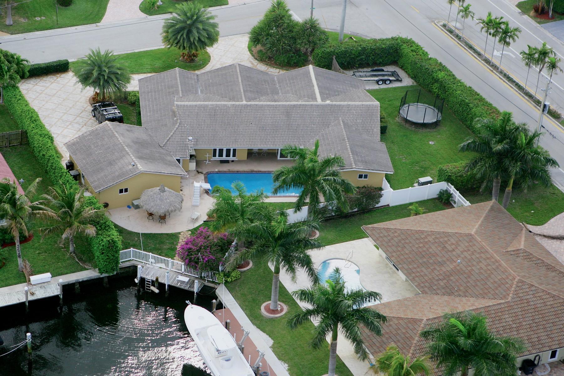 Casa para uma família para Venda às 3001 NE 58th St. Fort Lauderdale, Florida 33308 Estados Unidos