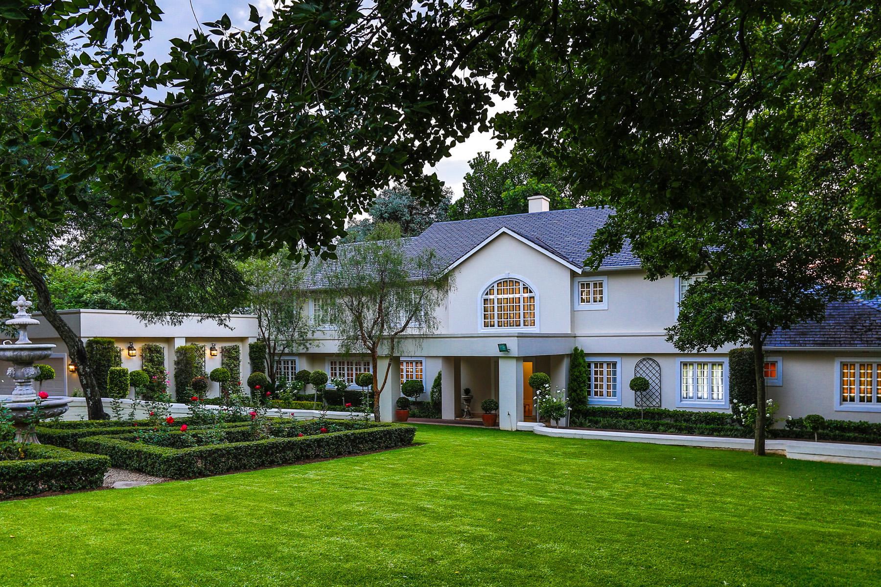 Villa per Vendita alle ore Bryanston Johannesburg, Gauteng 0000 Sudafrica
