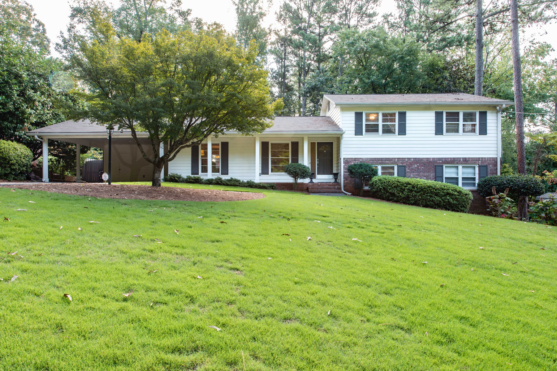 rentals property at Totally Renovated Home For Lease
