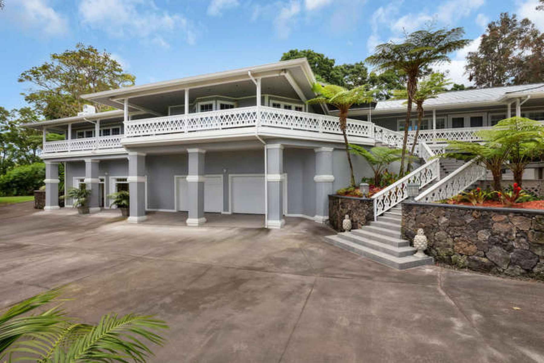 Single Family Home for Sale at Kaloko Mauka 73-4671 KahuaLani Rd. Kailua-Kona, Hawaii, 96740 United States