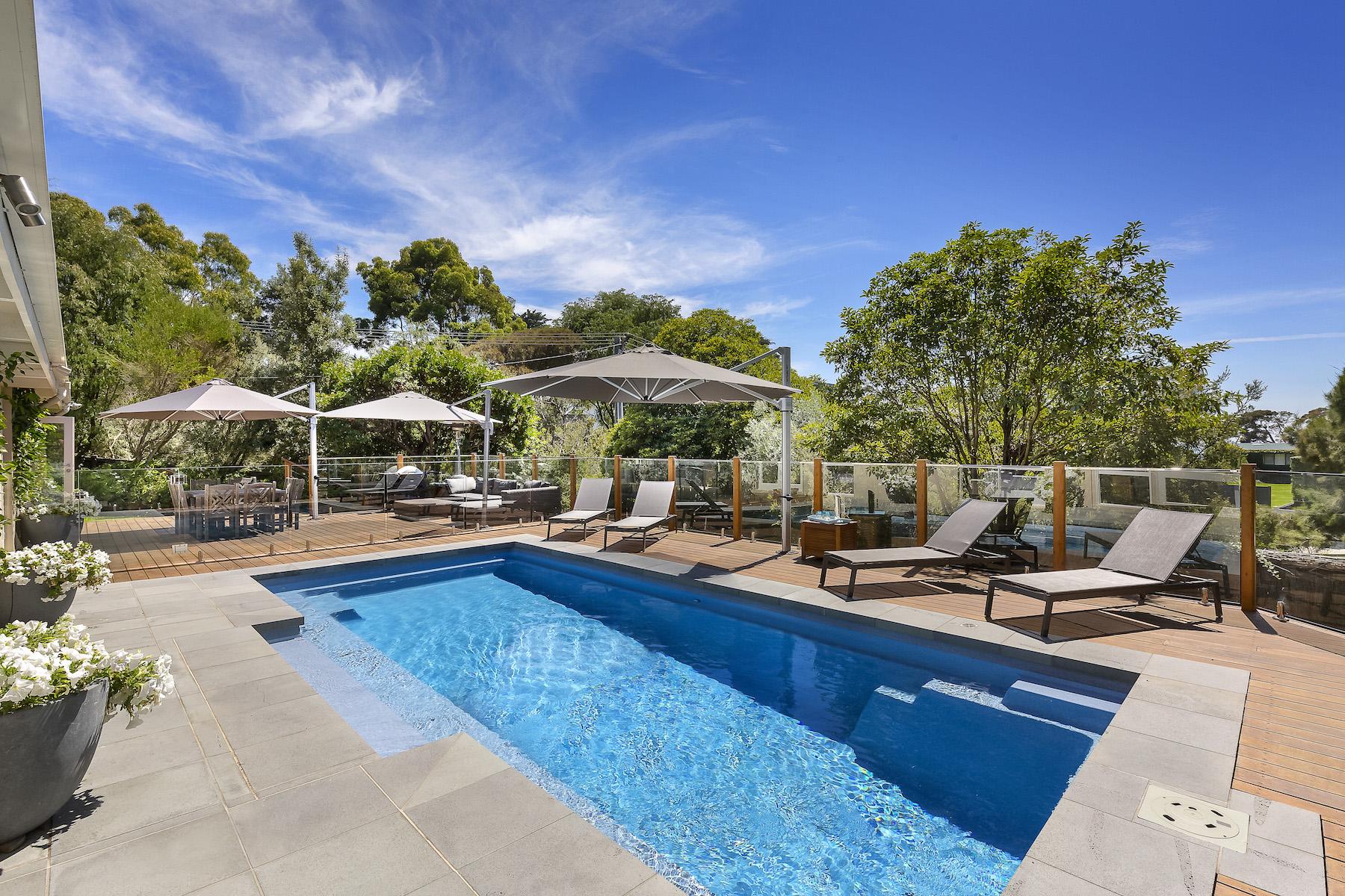 Casa Unifamiliar por un Venta en 3538 Point Nepean Road, Portsea Melbourne, Victoria, 3943 Australia