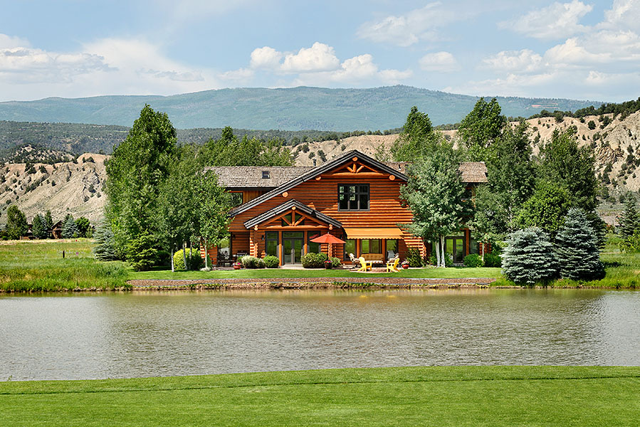 Maison unifamiliale pour l Vente à Serenity Lodge 197 Golden Bear Carbondale, Colorado 81623 États-Unis