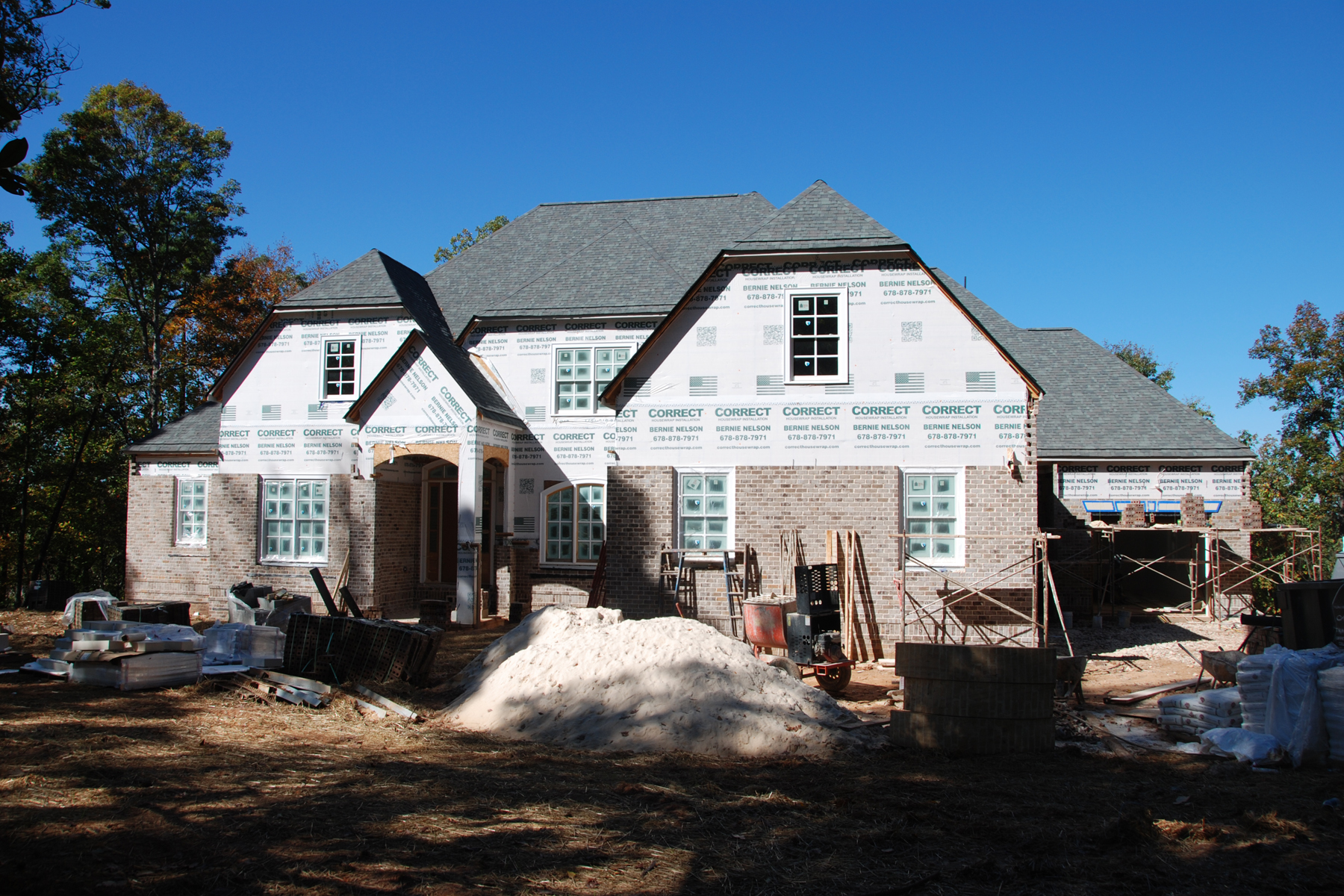 Property For Sale at Sandy Springs New Construction