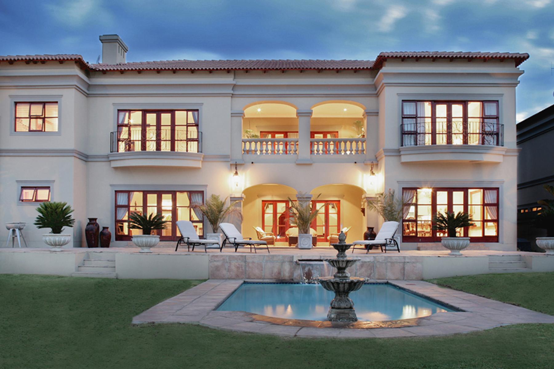 Single Family Home for Sale at Bryanston Johannesburg, Gauteng, South Africa